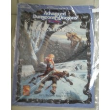 Advanced Dungeons & Dragons 2nd Edition Cleric's Challenge HHQ4 (Used)