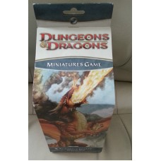 Dungeons & Dragons Miniatures Game: Against the Giants Booster Pack
