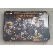 Dice Brewing (includes 6 pre-release bonus cards & Mr Hop card) (Used)