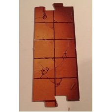 "Advanced Heroquest - Spare pieces: Passage Tile (2x5"") (Used)"