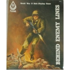 Behind Enemy Lines - 1st Edition - Boxed Set