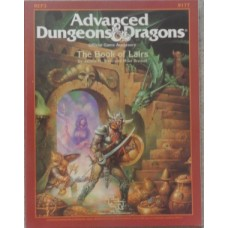 Advanced Dungeons & Dragons 1st Edition The Book of Lairs REF3 (Used)