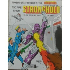 Champions - 1st Edition - Escape from Stronghold (Used)