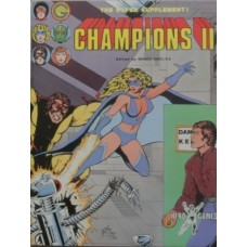 Champions - 1st Edition/1st Printing - Champions 2 The Super Supplement! (Used)