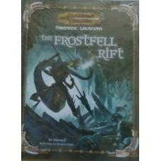Dungeons & Dragons - 3.5 Edition Fantastic Locations - The Firstfell Rift
