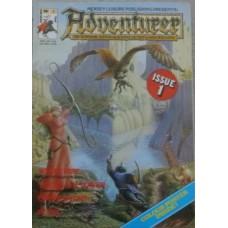 Adventurer Magazine - Issue 1 (Used)