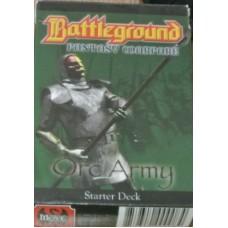 Battleground - Fantasy Warfare - Orc Army Starter Deck (Opened)
