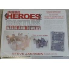 Cardboard Heroes: Castles: Walls and Towers (Opened)