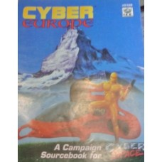 Cyber Space - Cyber Europe (Used)