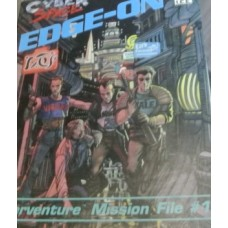 Cyber Space - Mission File 1 - Edge-On (Used)