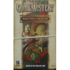 GameMastery Map Pack - Sewers (Opened)