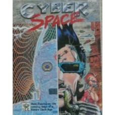 Cyber Space - 1st Edition - 5100 Core Rules - 1st Printing (Used)