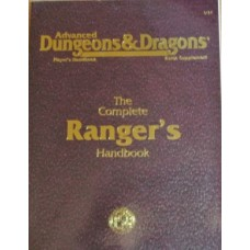 Advanced Dungeons & Dragons - 2nd Edition - The Complete Rangers Handbook PHBR11 (New)