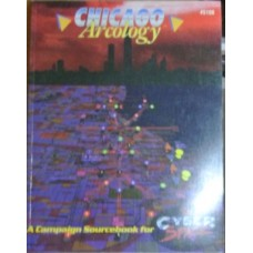 Cyber Space - Chicago Arcology (Used)