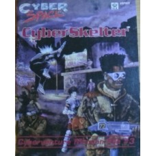 Cyber Space - Cyberventure Mission File 3 - Cyberskelter 5107 (Used)
