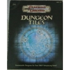 Dungeons & Dragons - Dungeon Tiles - Dungeon Tiles DT1 (New - Opened)