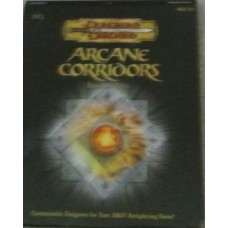 Dungeons & Dragons - Dungeon Tiles - Arcane Corridors DT2 (New - Opened)