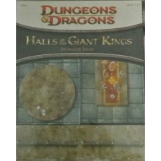 Dungeons & Dragons - Dungeon Tiles - Halls of the Giant Kings DU1 (New)