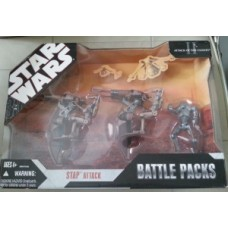 Star Wars 30th Anniversary Battle Packs: STAP Attack