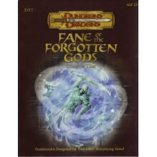 Dungeons & Dragons - Dungeon Tiles - Fane of the Forgotten Gods