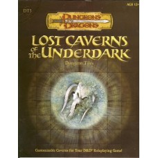 Dungeons & Dragons - Dungeon Tiles - Lost Caverns of the Underdark