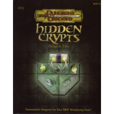 Dungeons & Dragons - Dungeon Tiles - Hidden Crypts